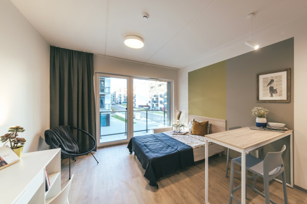 Tipinių apartamentų nuotrauka